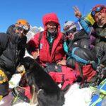 HAZAÑA CANINA | Mera, el primer can en coronar el Himalaya