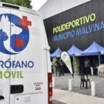 """EL NUEVO QUIRÓFANO MÓVIL PARA MASCOTAS SE SUMA A """"MALVINAS SOS VOS"""""""